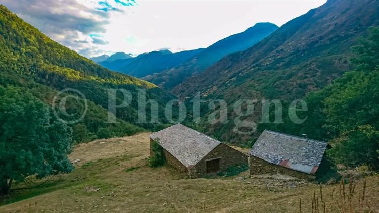 La vallée d'Isil, sur la Haute Randonnée Pyrénéenne
