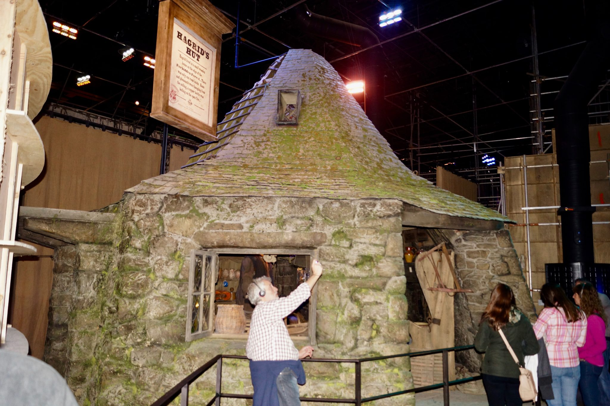 Hagrid's Hut from Harry Potter