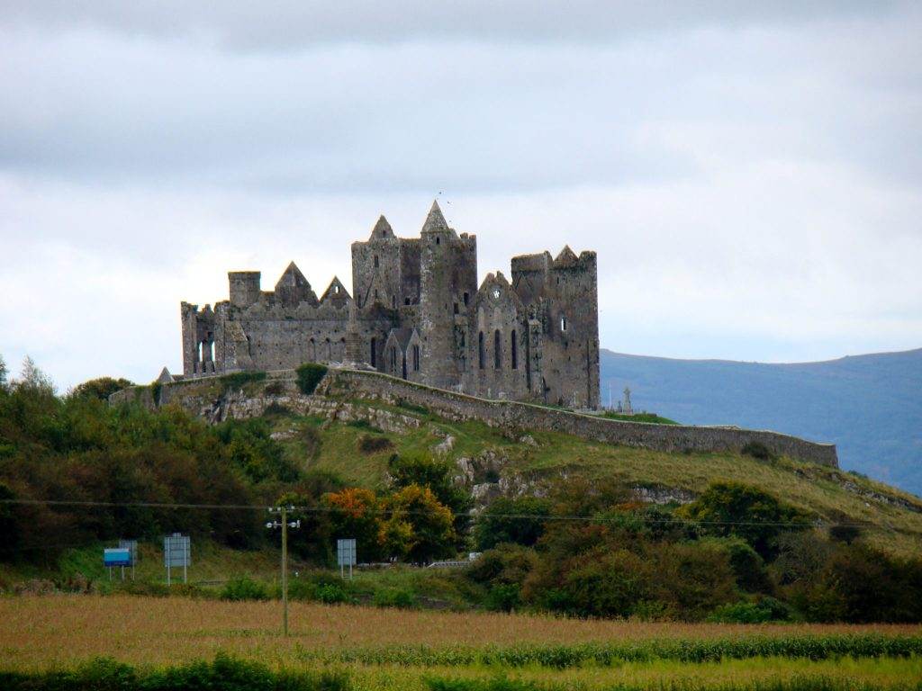 Rock of Cashel, Ireland, Ireland Top 6 Places to Visit, Tipperary