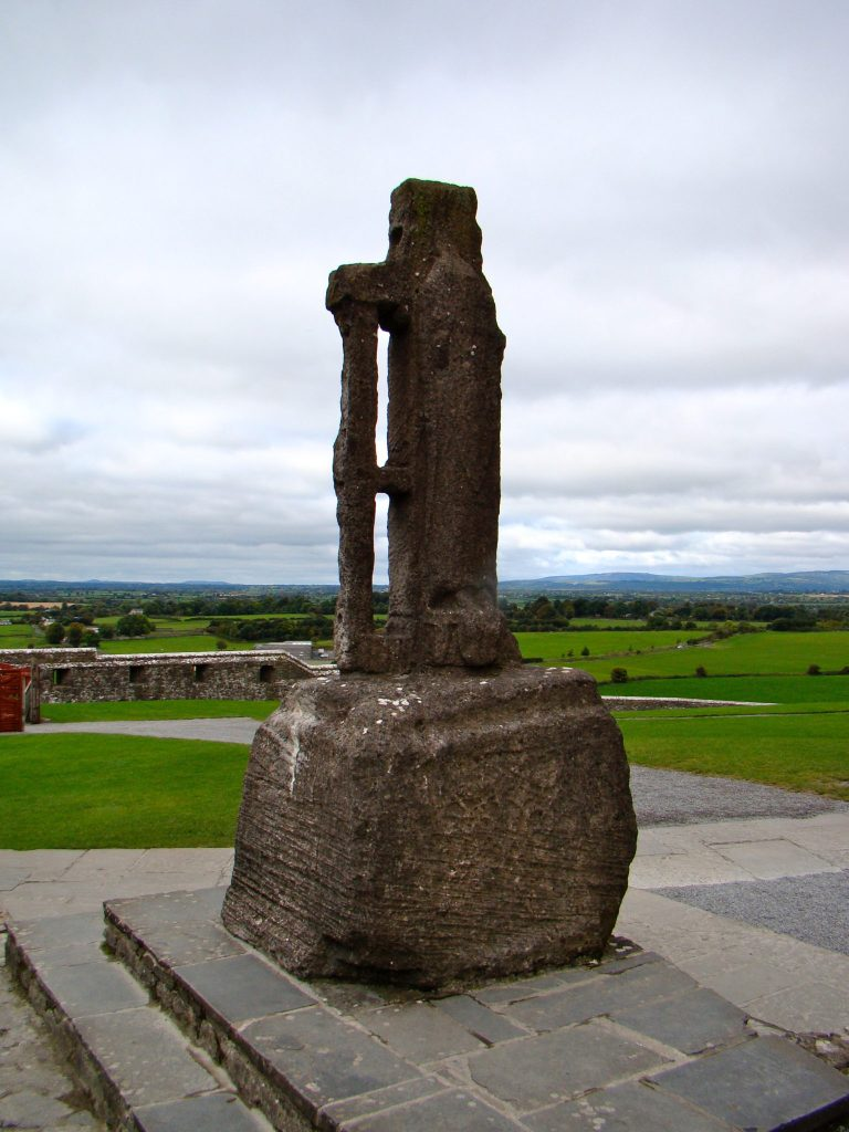 St. Patrick's Cross at the Rock of Cashel