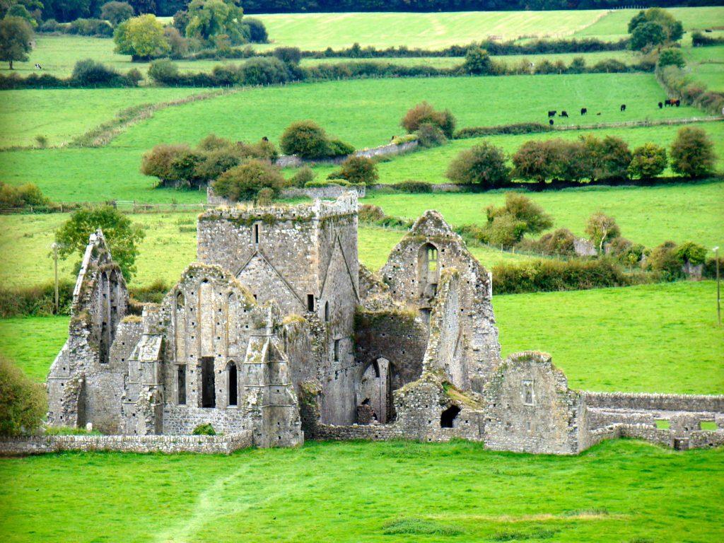 Hore Abbey near Cashel