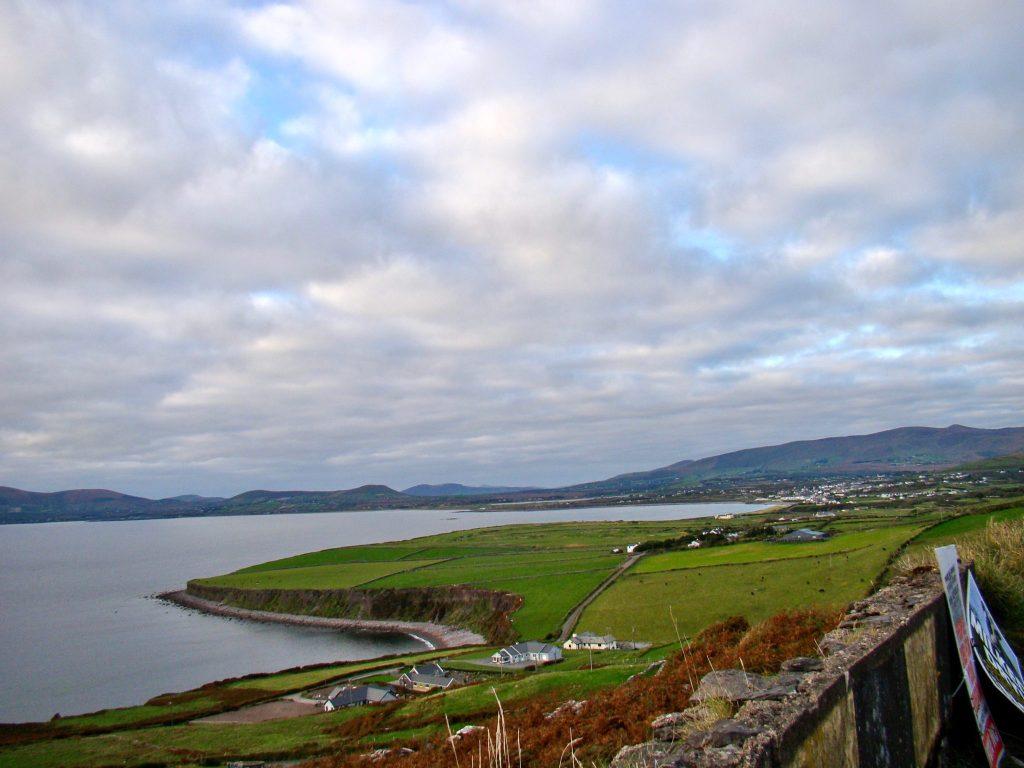View of Skellig Bay Golf Club