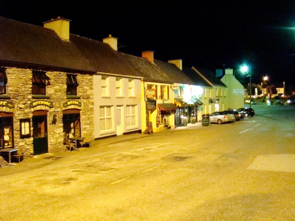Sneem Ireland on the Ring of Kerry