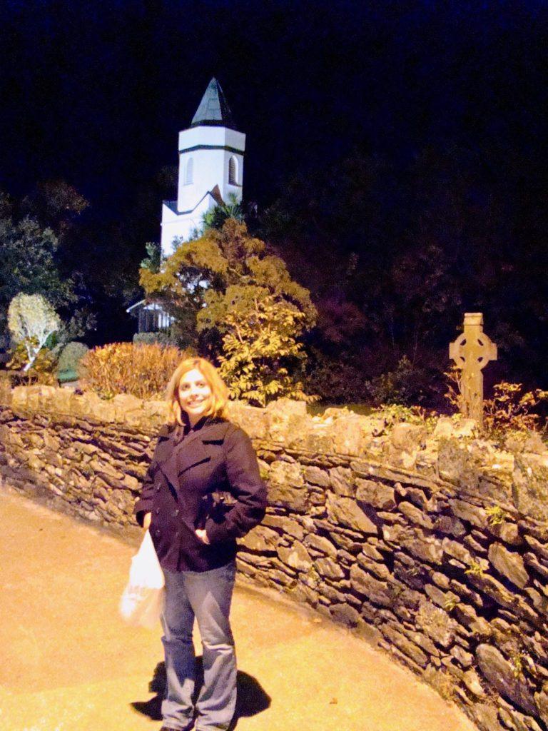 Church Steeple in Sneem Ireland