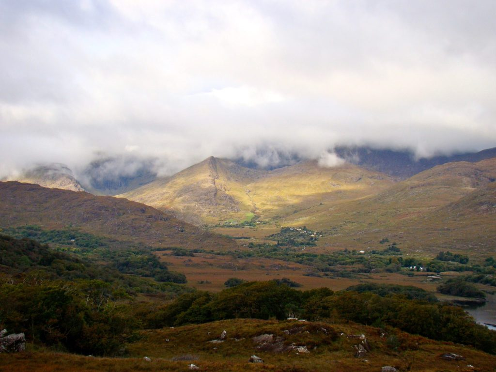 Ring of Kerry Killarney National park