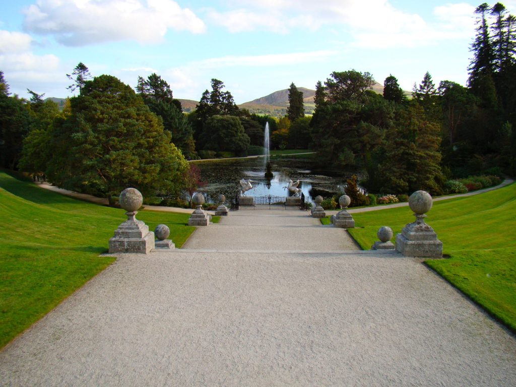 Triton Lake Powerscourt