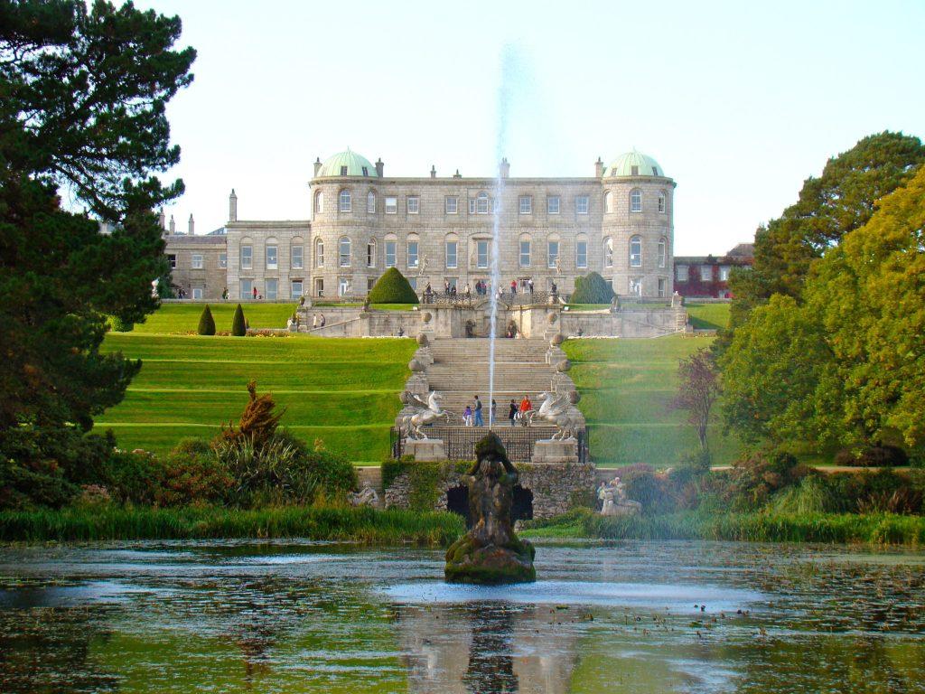 Powerscourt Estate, Ireland, Ireland Top 6 Places to Visit