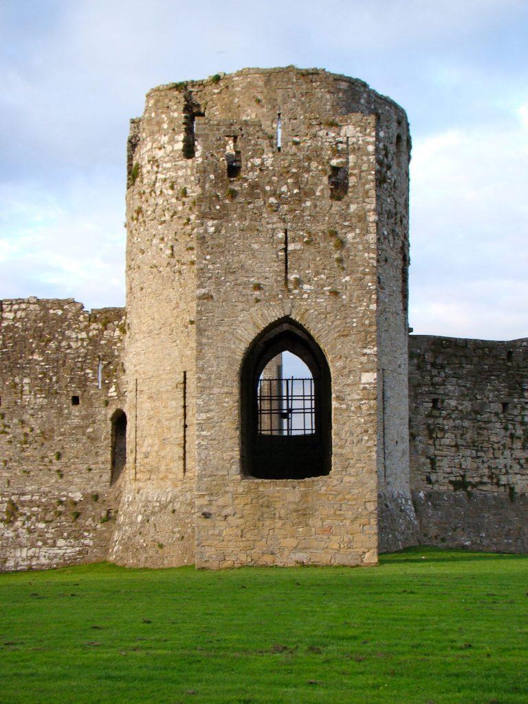 Old Entrance to Trim Castle