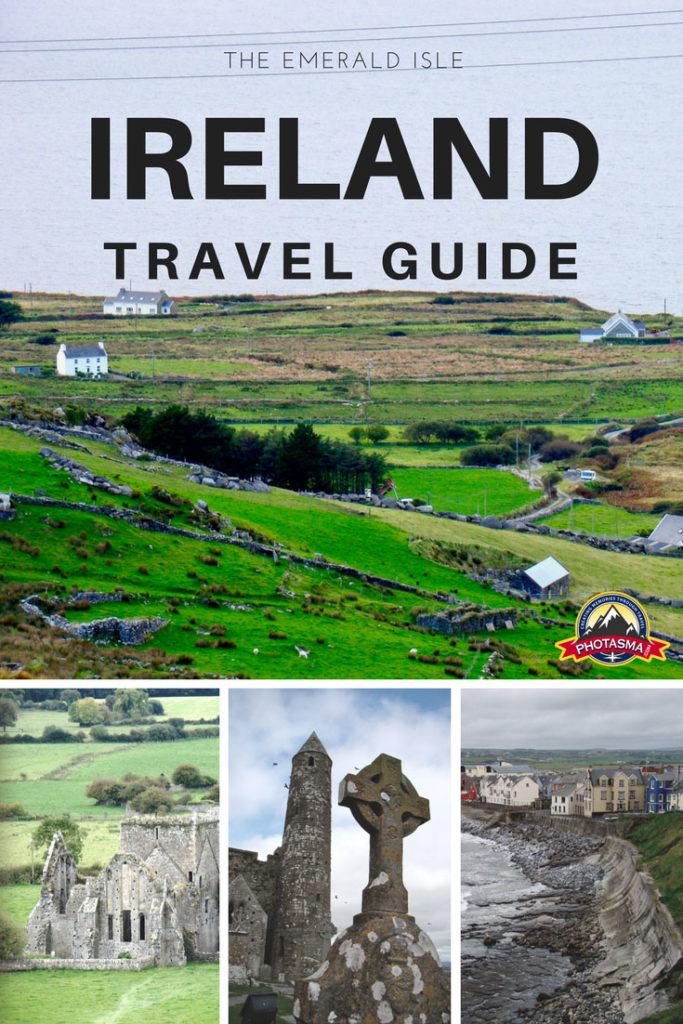 Travel, Ireland Travel Guide, The Emerald Isle,