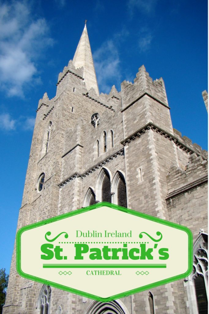 St. Patrick's Cathedral, Dublin, Ireland, Travel