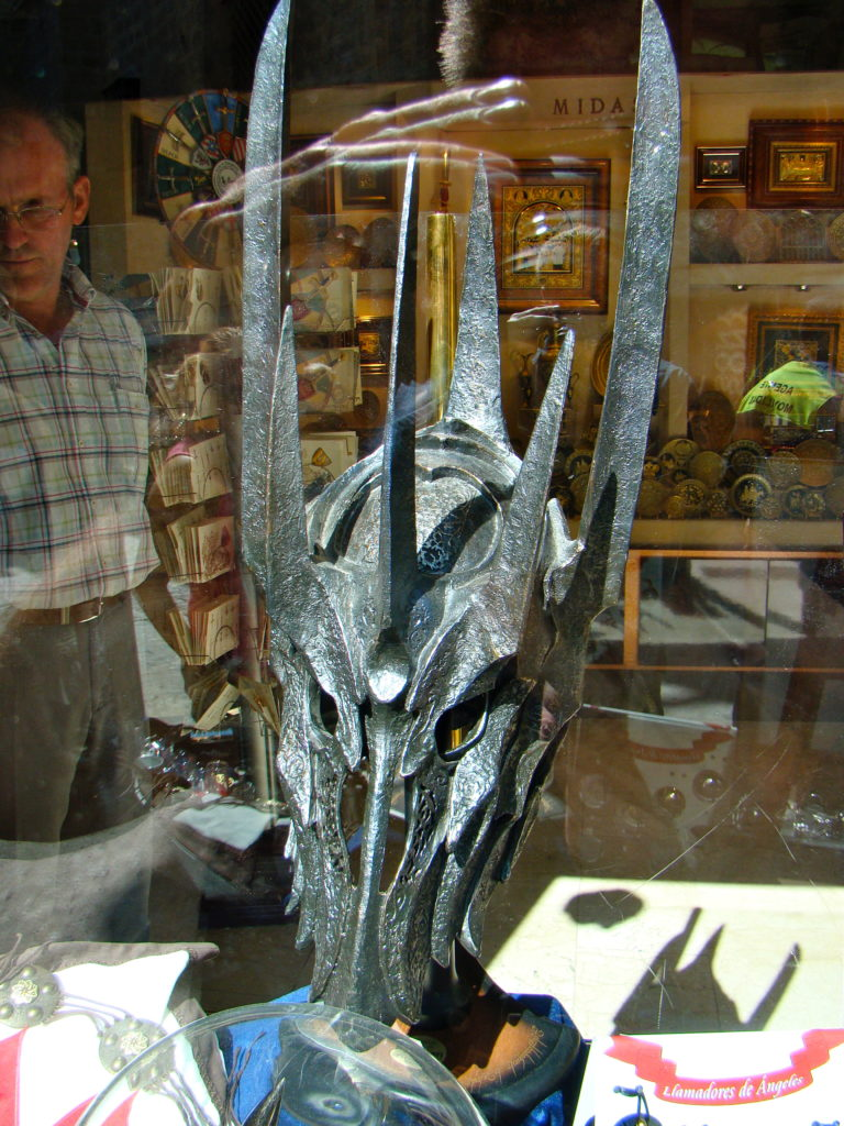 Toledo, Spain, Sauron, Lord of The Rings, Toledo Spain