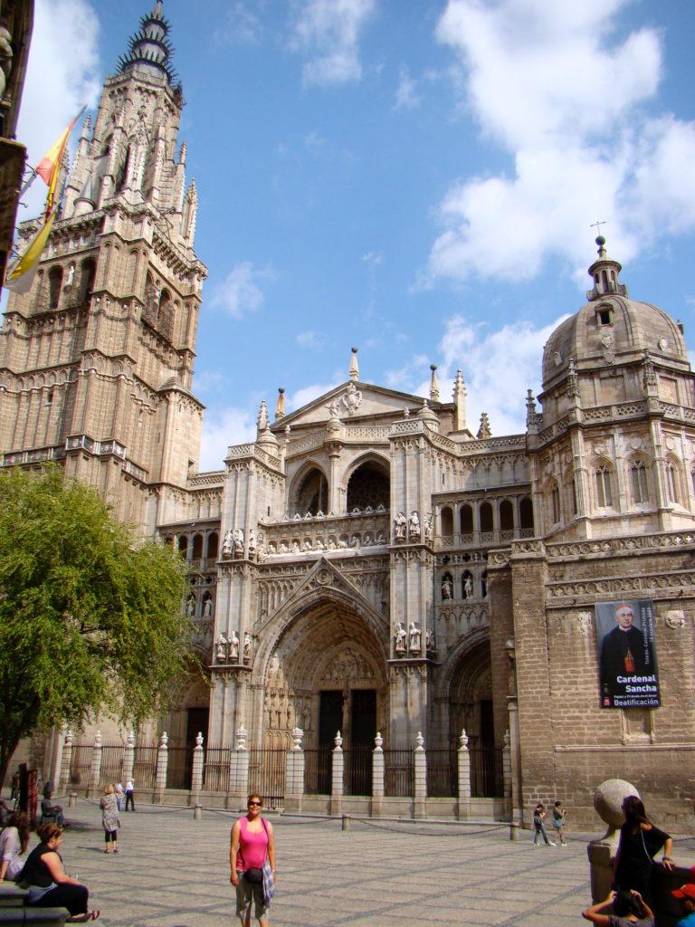Santa Igelsia Cathedral Primada Toledo, Spain, Photasma,Toledo Spain