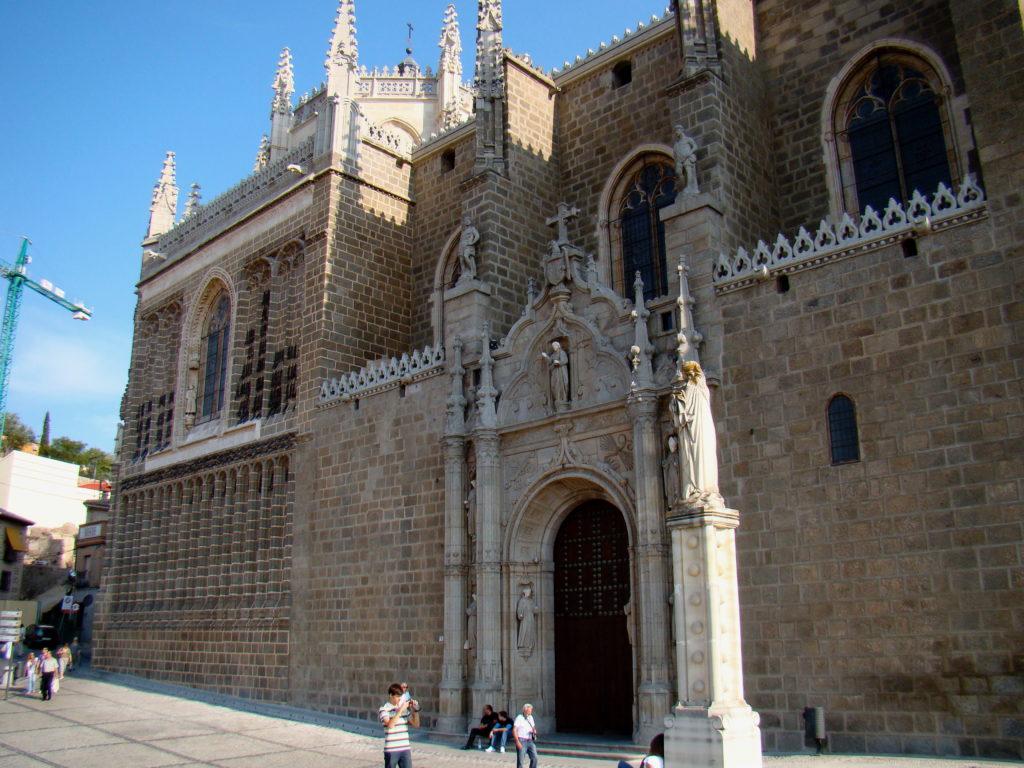 Monasterio San Juan de los Reyes, Toledo, Spain, Photasma,Toledo Spain