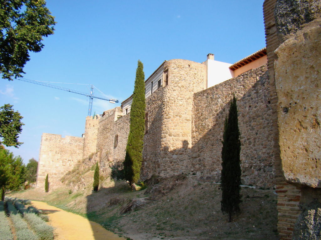 Walls of Toledo, Toledo, Spain, Photasma,Toledo Spain