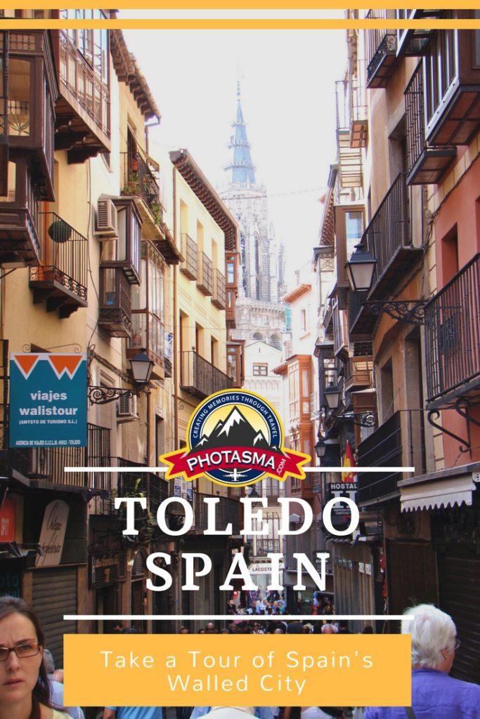 City of Walls, Toledo, Spain, Photasma,Toledo Spain