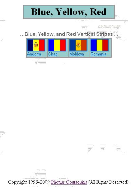 vertical_blue_yellow_red_stripes Flag Identifier Printable