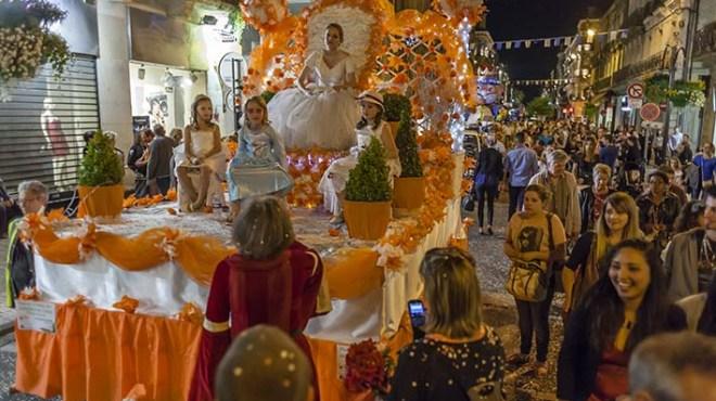 La reine du carnaval d'Agen