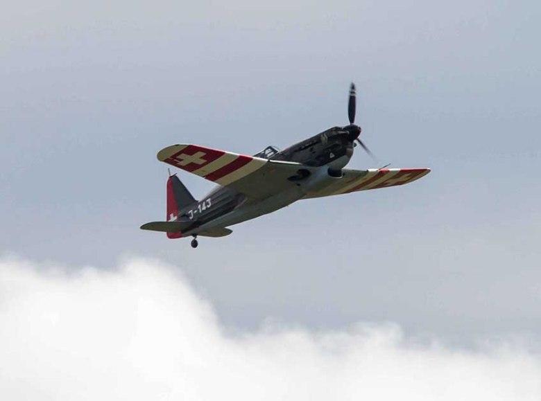 Morane-Saulnier M.S.406 avion de chasse Français©photo Patrick Clermont