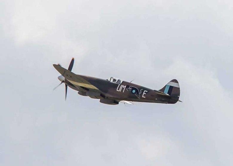 Spitfire Mk PR.Mk XIX-PS890/UME©photo Patrick Clermont