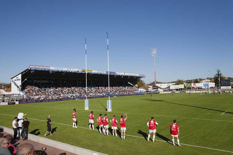 Agen- Stade Français©photo Patrick Clermont