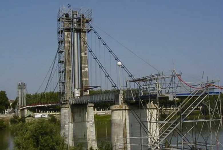 Travaux de rénovation en 2002