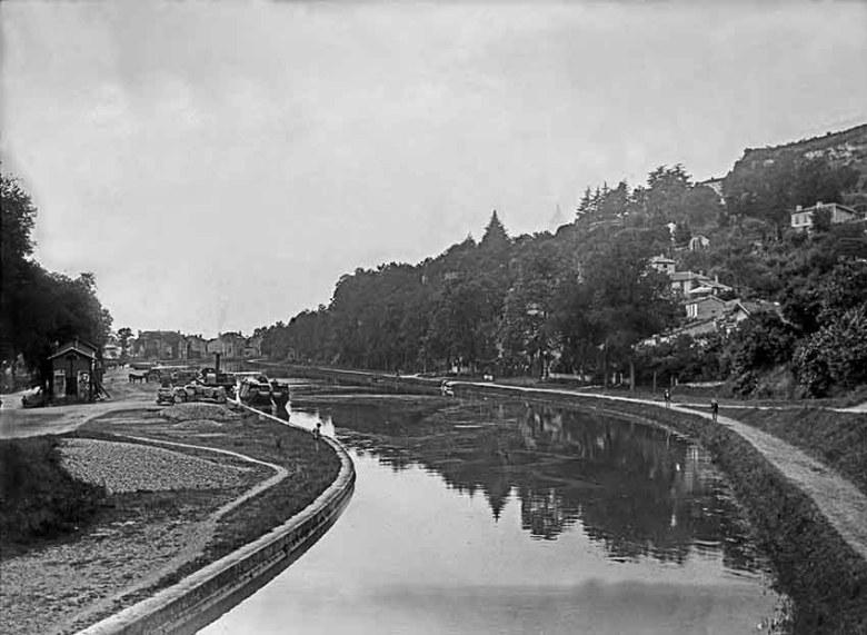 canal latéral à la garonne-1906