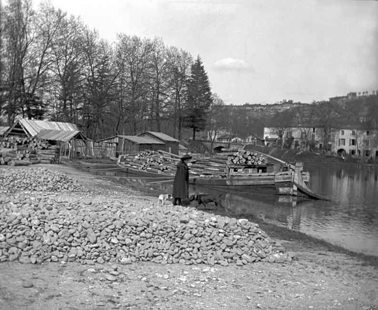 quai du canal 1910