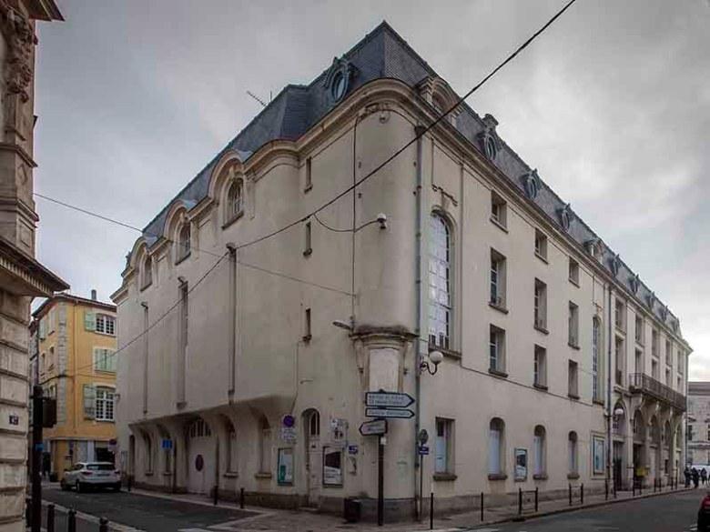 Vue Arrière du Théâtre Ducourneau à Agen