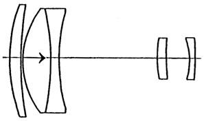 Tele-Xenar 3,5/135 Schneider-Kreuznach
