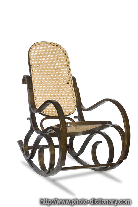 rocking chair  photopicture definition at Photo