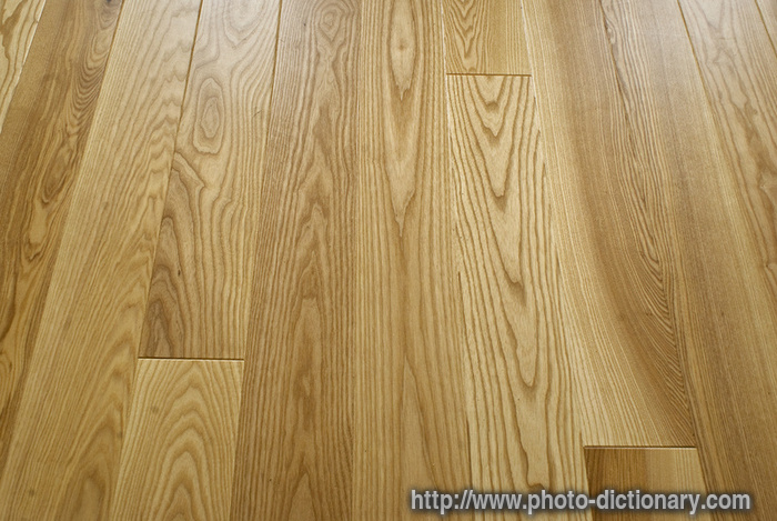 wooden floor  photopicture definition at Photo