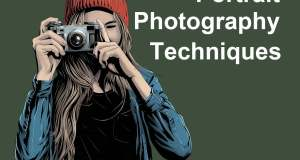 portrait photography techniques main cover