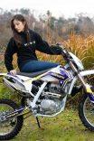 オートバイのRX230FSとモデルの写真1