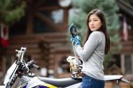 オートバイのRX230FSとモデルの写真2
