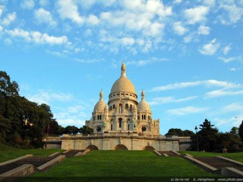 Basilique Sacré coeur de Montmartre