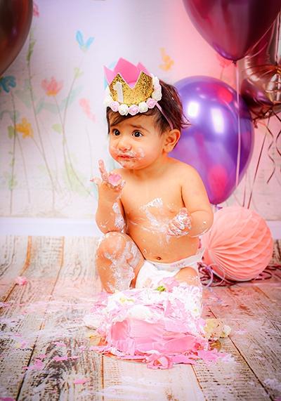 Cake Smash Fotoparty