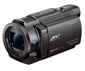 Sony 4K HD Video Recording FDRAX33 Handycam
