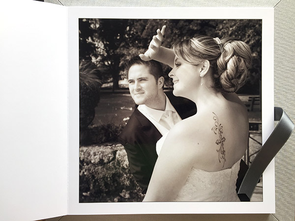 Livre mariage Graphistudio : Young Book.