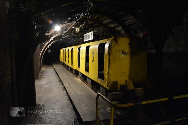 Kolejka podziemna w Nowej Rudzie. Atrakcje turystyczne dla dzieci