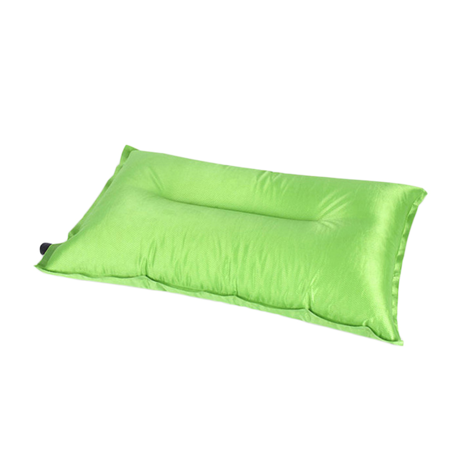 Automatic Inflatable Air Cushion Pillow Portable Outdoor