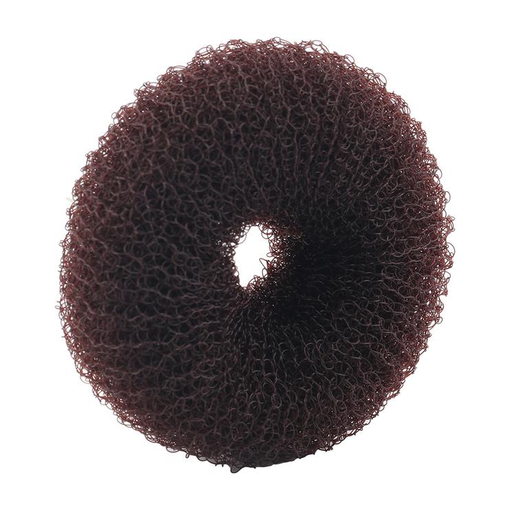 Women Girls Sponge Hair Bun Maker Ring Donut Shape