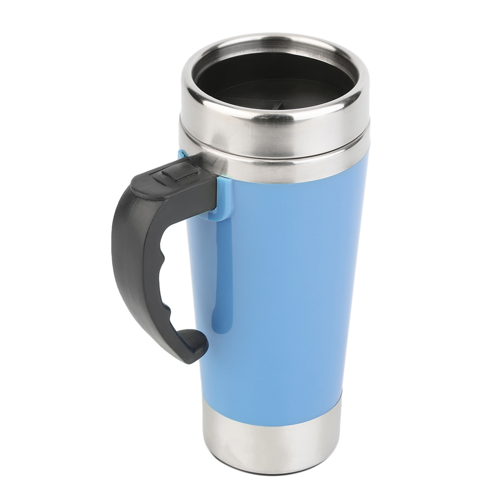 350ml Stainless Steel Self Stirring Mug Auto Mixing Tea