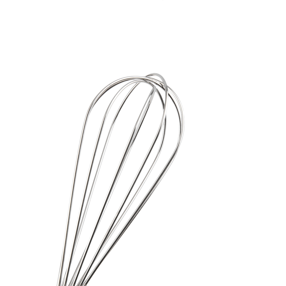 Stainless Steel Wire Handle Stirrer Egg Beater Kitchen