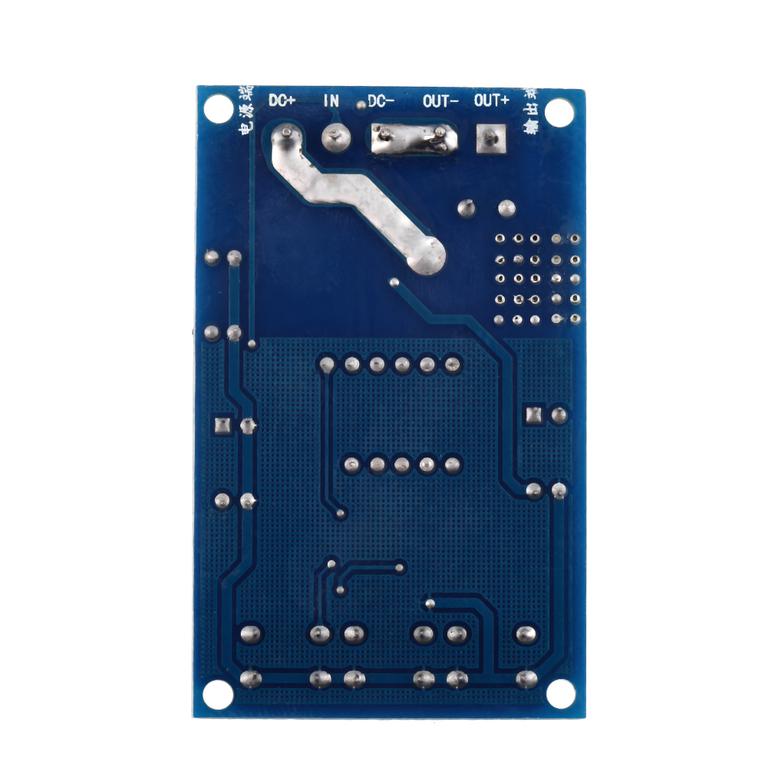 Fet Timer Circuit Diagram Tradeoficcom