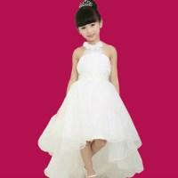 White Flower Kids Girls Pageant Wedding Birthday Party ...