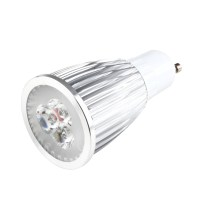 9W GU10 Spotlight LED Downlight Lamp Bulb 85-265V Spot ...