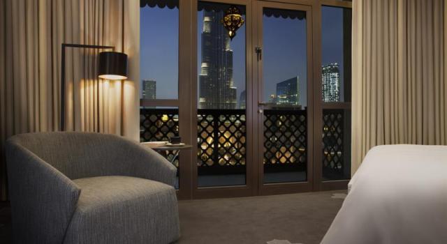 فندق المنزل داون تاون دبي من افضل فنادق دبي القريبة من مول دبي