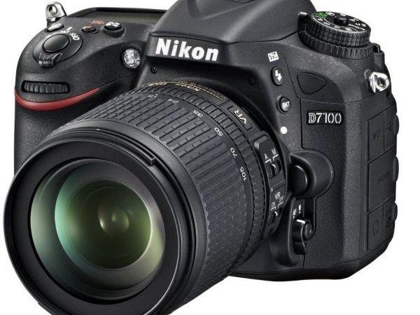 كاميرا نيكون D7100 ( 24.1 ميجابيكسل)