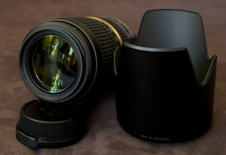 Tamron 70-300mm Front