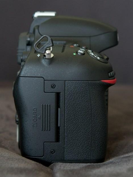 Nikon D600 rechts